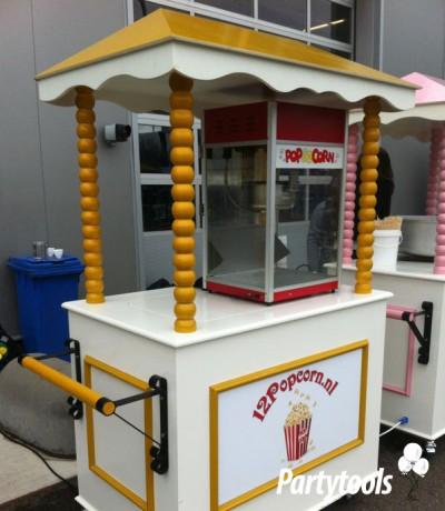 Popcornkar huren in regio Schijndel